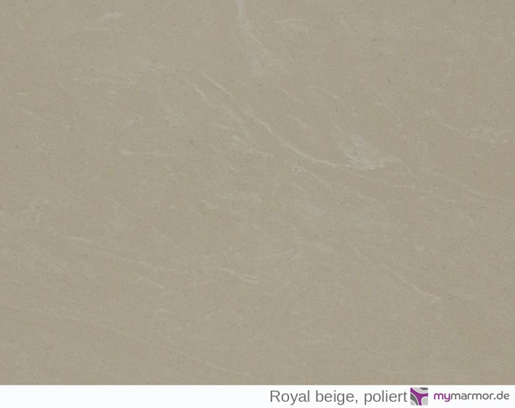 Fensterbank Royal beige