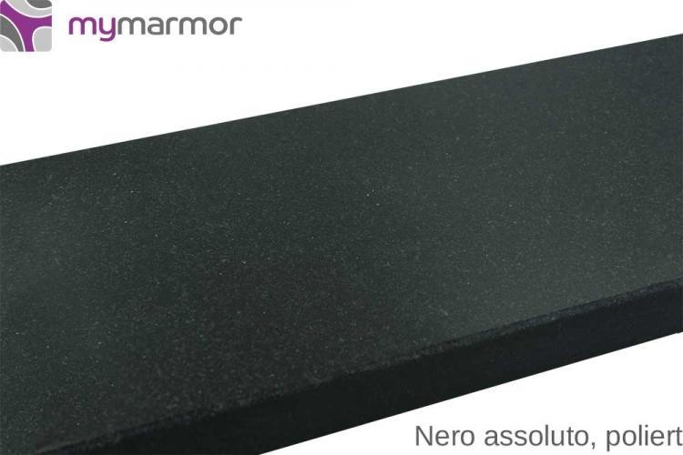 Granittreppe Nero Assoluto Online Kaufen