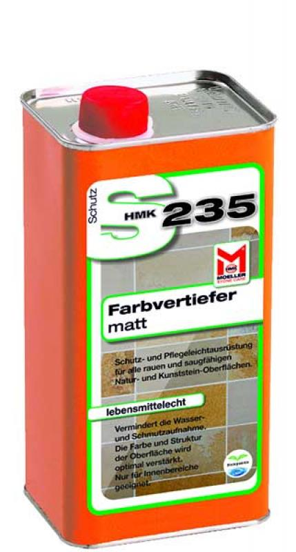 HMK S235 Farbvertiefer - matt